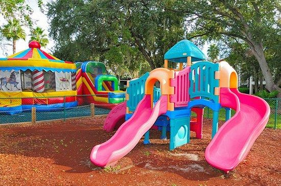 Star Island Resort and Club: Playground