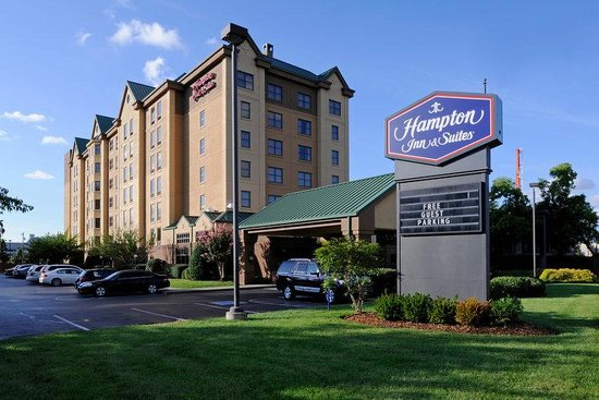 Hampton Inn & Suites Nashville - Vanderbilt - Elliston Place's Image