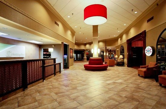 Holiday Inn Dubuque : Entrance