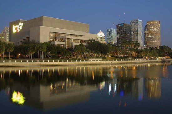 Hilton Tampa Airport Westshore: Tampa Bay Performing Arts