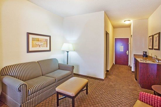 Holiday Inn Express Atlanta-Emory University Area: Guest Room