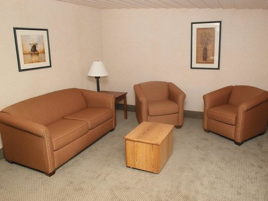 La Quinta Inn Appleton Fox River Mall Area: Lobby
