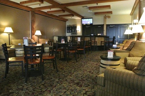 BEST WESTERN Bandana Square: Waiting Room Lounge