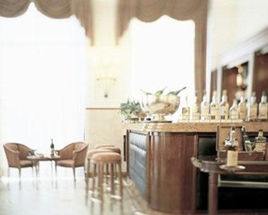 Best Western Ambra Palace Hotel: Bar - Lounge