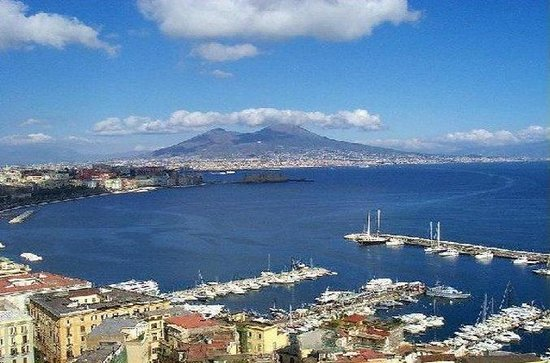 Holiday Inn Naples: Vesuvio and Naples Gulf - Panoramic view
