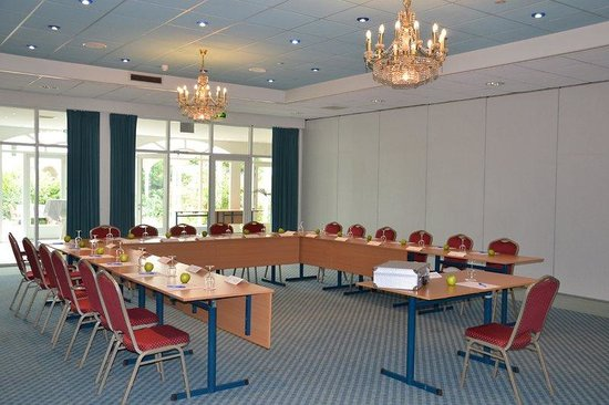 Fletcher Hotel Restaurant De Witte Raaf: Meeting room
