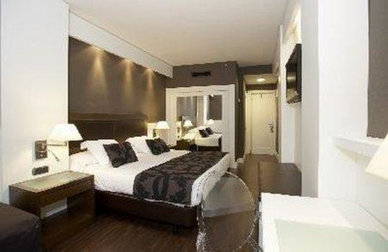 Royal Ramblas Hotel: VISTARAMBLAS