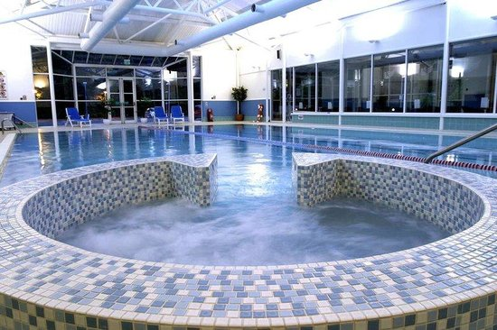 Doubletree by Hilton, Dunblane-Hydro: Swimming Pool