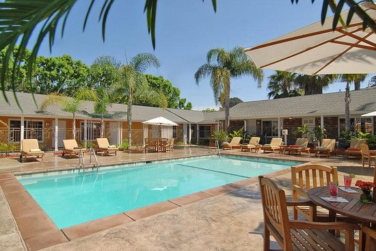 Holiday Inn Express La Jolla: Swimming Pool