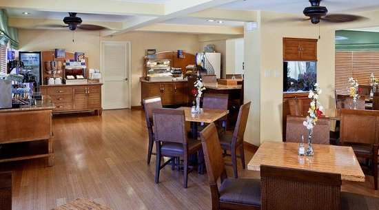 Holiday Inn Express La Jolla: Breakfast Room