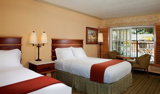 Holiday Inn Express La Jolla: Double Bed Guest Room