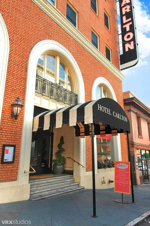 Hotel Carlton, a Joie de Vivre hotel: Exterior