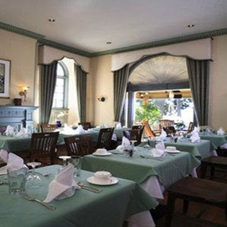 The Georgian Hotel: Dining Room