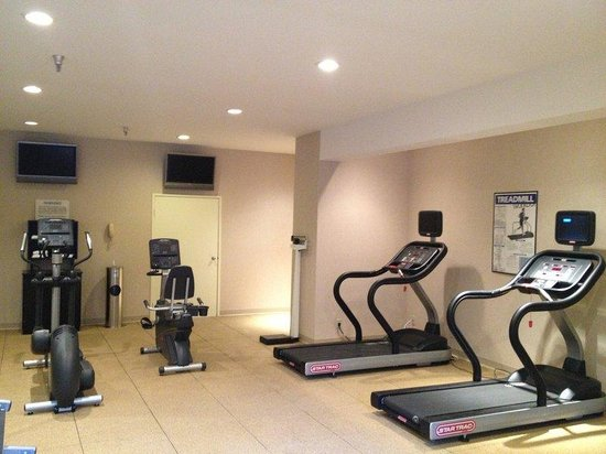 Holiday Inn Express Simi Valley: Health Club