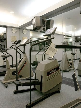 Holiday Inn Washington - Central / White House: Holiday Inn Central/White House Fitness Center.
