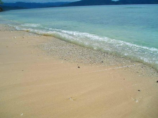  , : Main beach at The Remote Resort