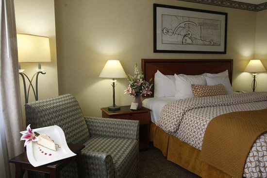 Embassy Suites Hotel Louisville: King Executive Suite