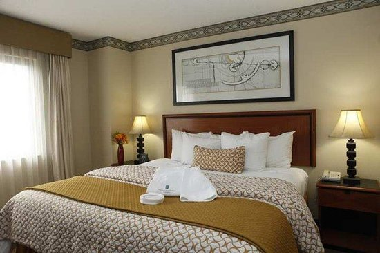 Embassy Suites Hotel Louisville: Guest Room