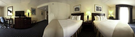 Holiday Inn Boxborough (I-495 Exit 28): 2 Double Bedded Guest Room
