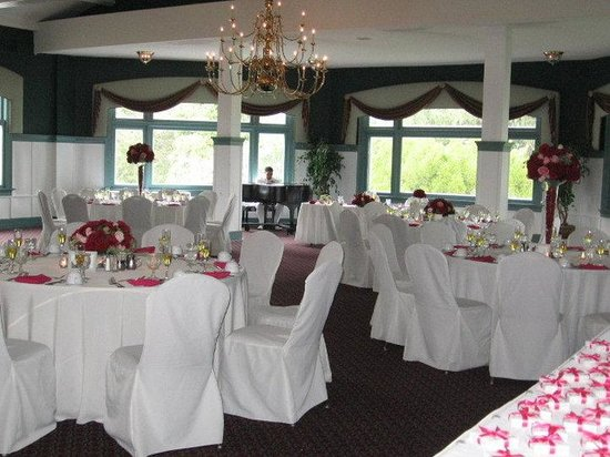Shawnee Inn and Golf Resort: Worthington Ballroom