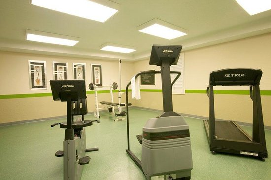 Extended Stay America - Houston - Med. Ctr. - Reliant Pk. - Braeswood Blvd.: On-Site Fitness Facility