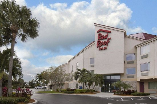 Red Roof Inn West Palm Beach: Inn Exterior