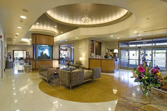 Hampton Inn Washington, DC - Convention Center : Lobby