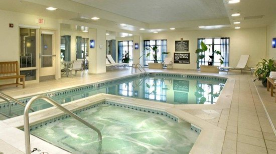 Hampton Inn Washington, DC - Convention Center : Indoor Pool