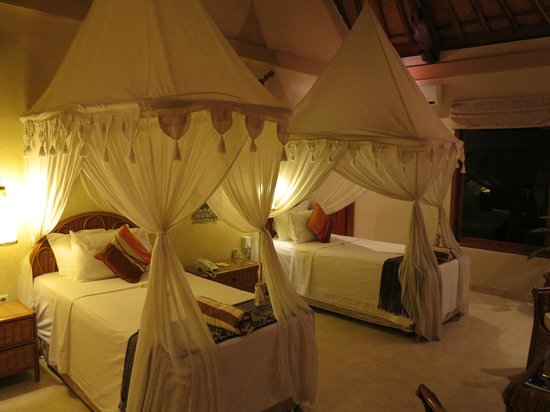 Puri Dajuma Cottages: room