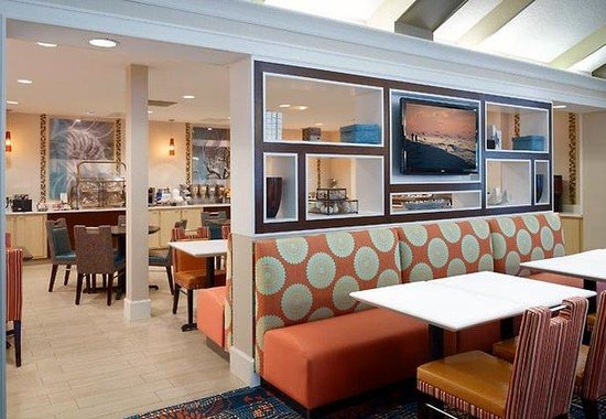 Residence Inn Orlando Convention Center: Breakfast Area