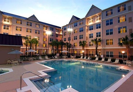 Residence Inn Orlando Convention Center: Outdoor Pool