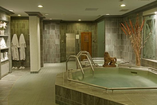 Holiday Inn Select Montreal Centre-Ville: Spa Sinomonde