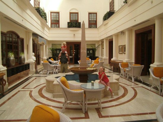 The Imperial: The Atrium.