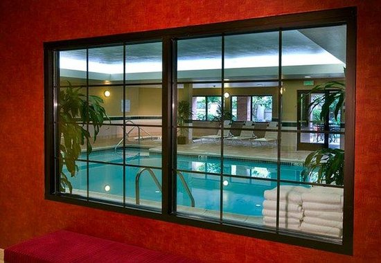 Courtyard by Marriott Portland Southeast: Indoor Pool