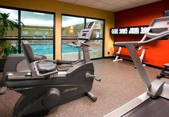 Courtyard by Marriott Portland Southeast: Fitness Center