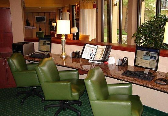 Courtyard by Marriott Chicago Glenview: Business Center