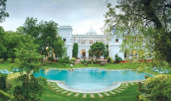 ‪The Pataudi Palace‬