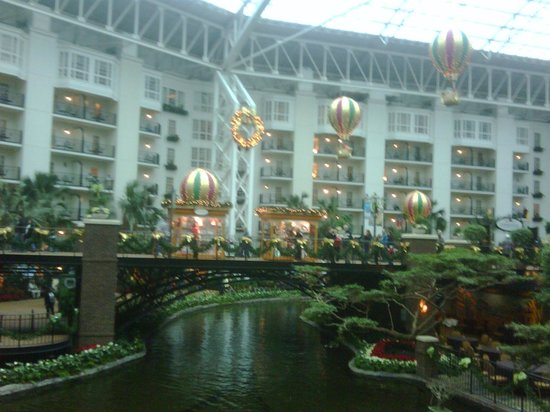 Gaylord Opryland Resort &amp; Convention Center: restaurants