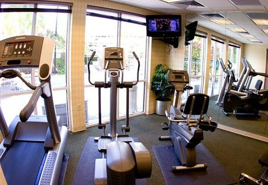 Courtyard by Marriott Jacksonville Flagler Center: Fitness Center