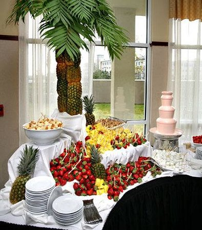Courtyard by Marriott Jacksonville Flagler Center: Full-Service Catering