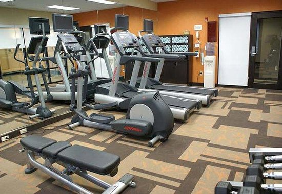 Courtyard by Marriott Pittsburgh Monroeville: Fitness Center