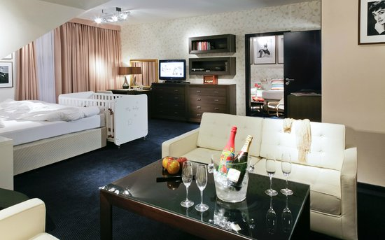 Spindleruv Mlyn, Repubblica Ceca: Family suite