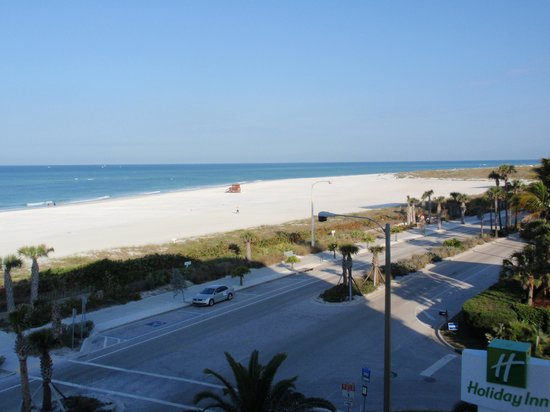 Holiday Inn Sarasota - Lido Beach: Close to the beach? You decide