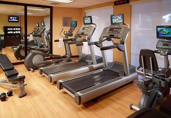 Courtyard by Marriott Fort Lauderdale Weston: Fitness Center