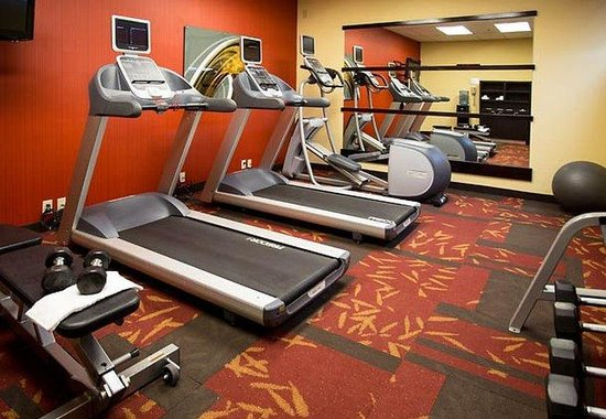 Courtyard by Marriott Fort Collins: Fitness Center
