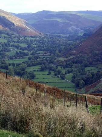 Llanfyllin, UK: The Tanat Valley