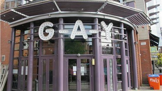 from Uriah gay shops machester