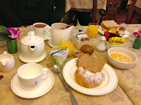 Hotel Al Codega: BREAKFAST