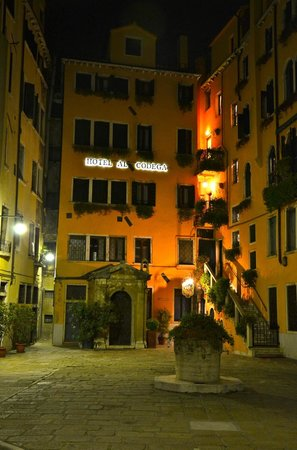 Hotel Al Codega: AL CODEGA BY NIGHT