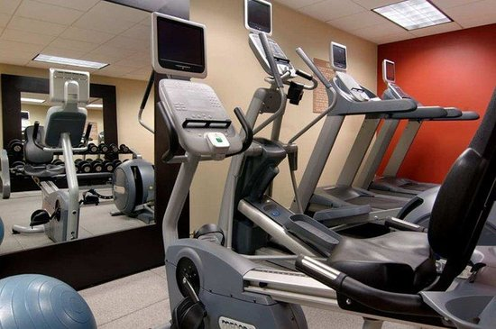 Doubletree by Hilton Hotel New Orleans: Fitness Center